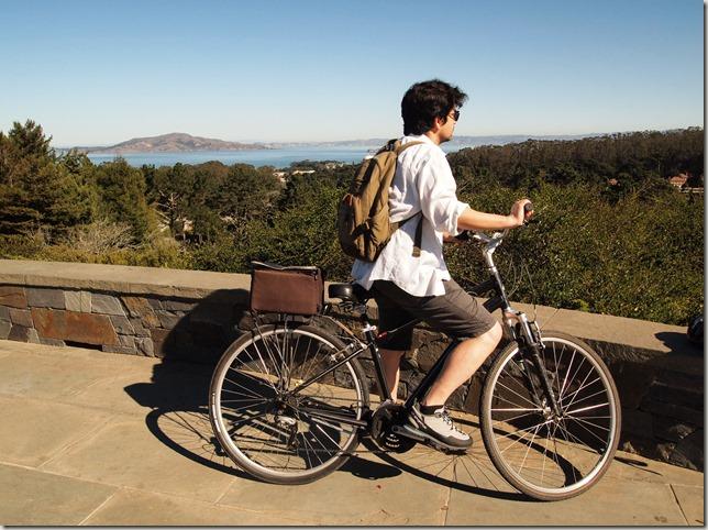 Cycling San Francisco