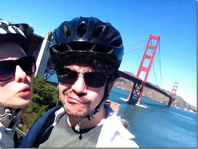 Cycle Golden Gate Bridge