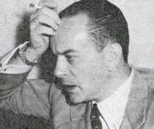 Jacobo Arbenz, former president of Guatemala
