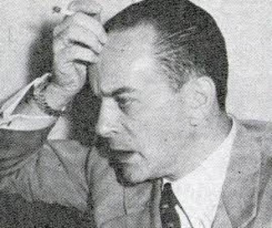Jacobo Arbenz, former president of Guatemala
