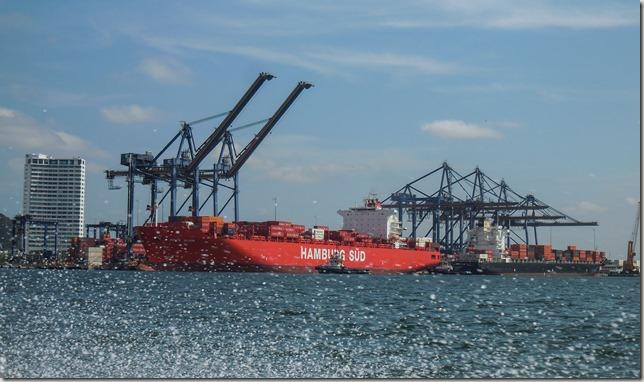 Cartagena port