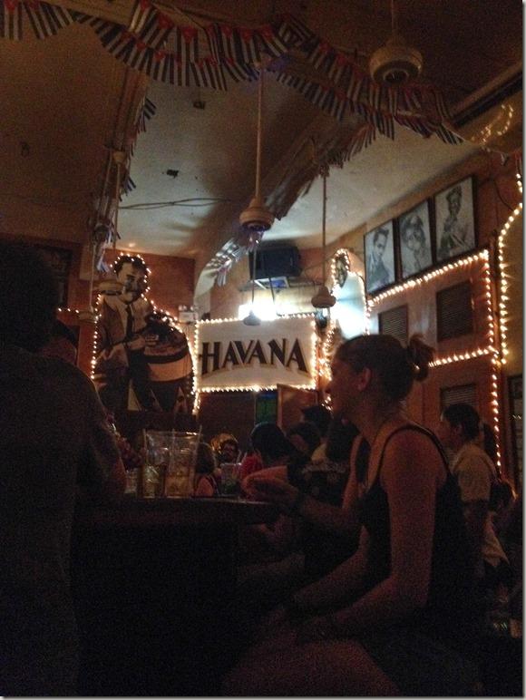 Havana club Cartagena