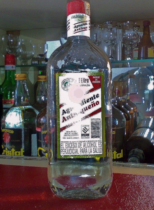 Aguardiente Antiuqueno