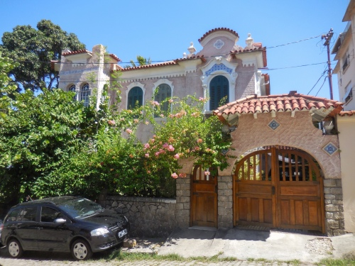 House in Santa Teresa, Rio de Janeiro
