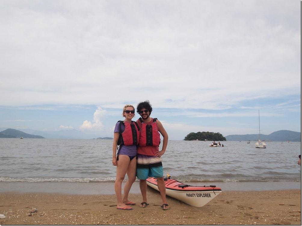 Paraty kayaking