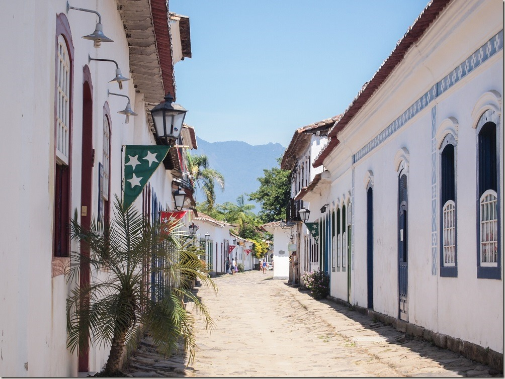 Paraty Old Town