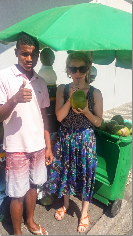 Coconut water in Brazil
