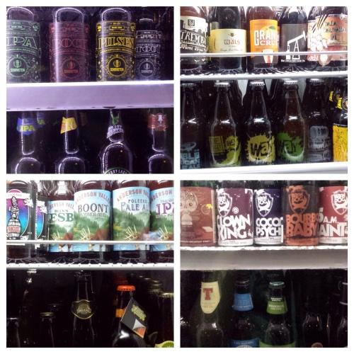 Beers at Boteco Carioquinha