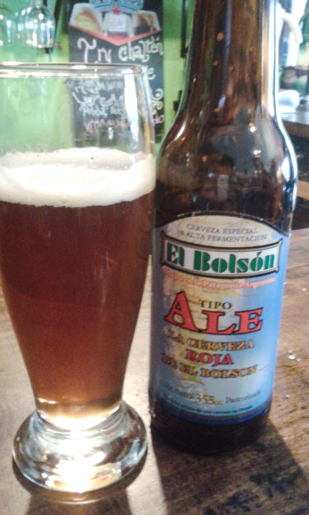 El Bolson craft beer