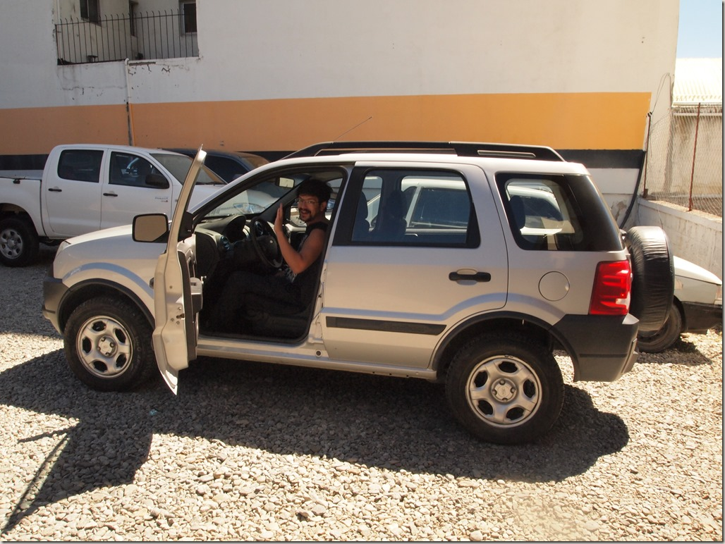 Driving Ruta 40 car hire