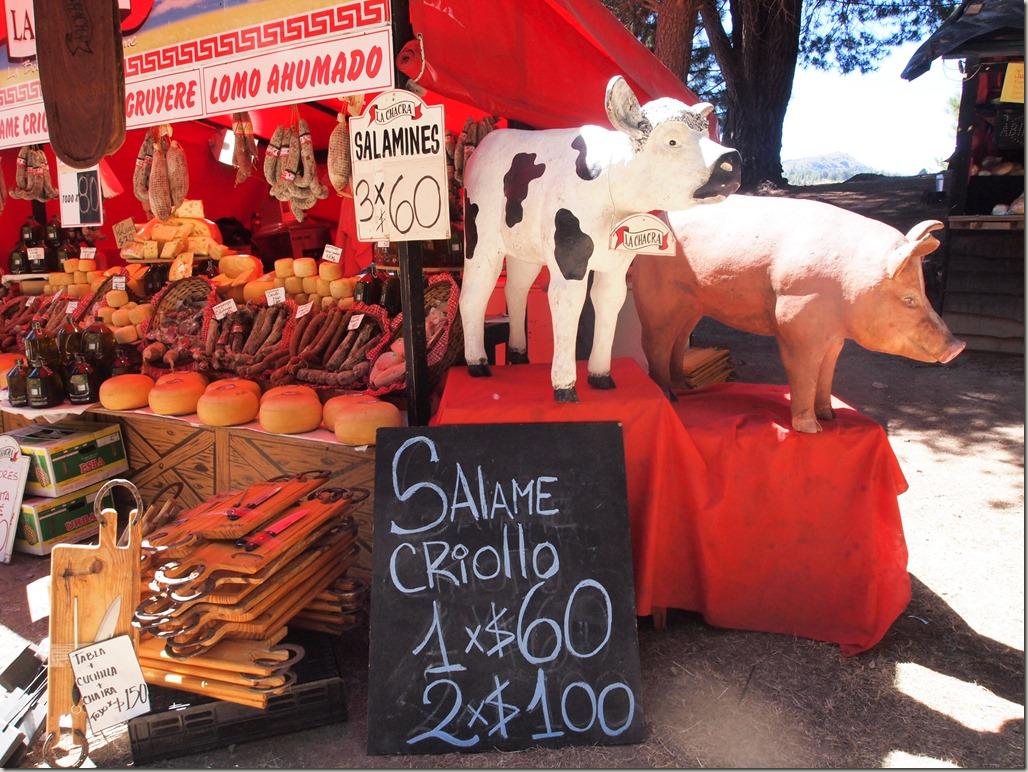 Cholila meat festival