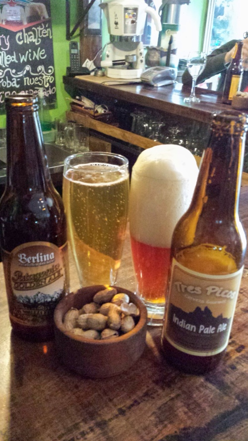 Beers at La Vineria