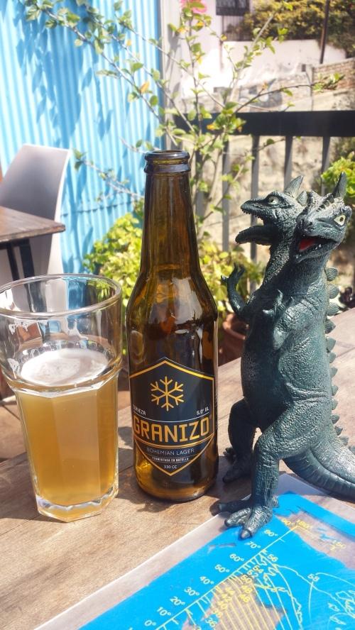 Granizo beer