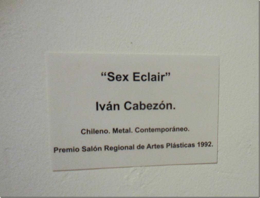 Sex Eclair
