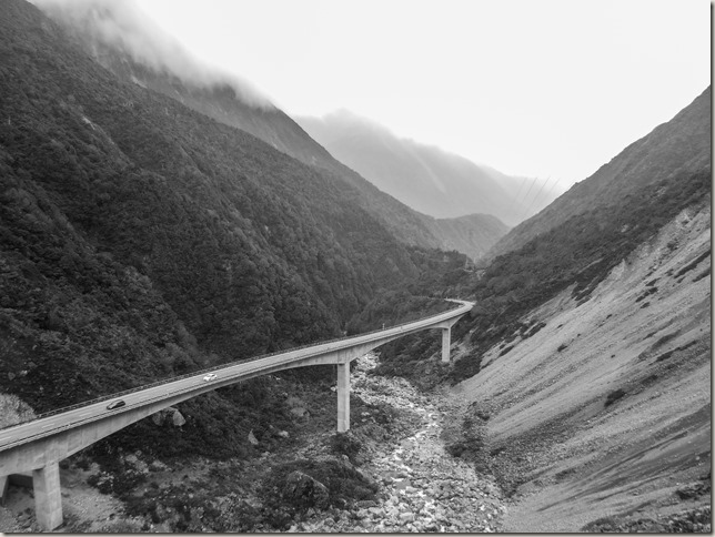 Arthur's Pass New Zealand